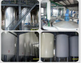綿実の石油精製所、小規模の石油精製所