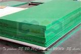 Baixa folha plástica de nylon fixada o preço com cor diferente