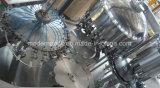 自動びん詰めにされた水機械ミネラル満ちるライン