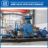 Compressor de ar industrial do parafuso do compressor de gás