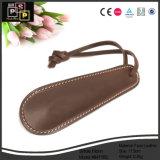 Рожочок кожаный ботинка изготовления 2016 Китая выдвиженческий хозяйственный изготовленный на заказ (1502)