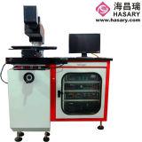Machine d'inscription de laser en métal de YAG 50W pour des outils