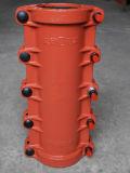 죔쇠, 수선 고리, 캡슐에 넣기 고리, 플라스틱 파이프라인 P125X500 의 온라인 누출 수선을%s 쪼개지는 고리를 고치십시오