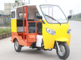 전송자 Bajaji Tuk Tuk 3 바퀴 기관자전차