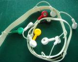 Mortara 10 Snap&Klipp ECG Kabel