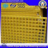 Acoplamiento de alambre soldado galvanizado sumergido caliente (CE&SGS)