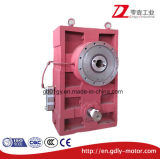Einzelne Schrauben-Plastikverdrängengetriebe