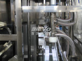 Automatisches 5 Gallonen-reines Wasser-flüssiger abfüllender Verpackungsmaschine-Produktionszweig