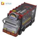 Populäres Friction Car Plastic Toy für Promotional