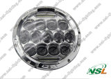 indicatore luminoso dell'automobile di 7inch 75W LED del faro del Wrangler LED