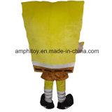 Costume caldo della mascotte del partito della pelliccia della peluche del personaggio dei cartoni animati