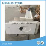 Hot Sell White / Pink Quartz Stone Countertops para venda