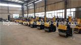 Cr300 scelgono il rullo compressore di prezzi della macchina del costipatore a vibrazioni del timpano