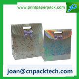 나비 매듭 종이 봉지로 감싸는 최신 판매 개인화된 기념품