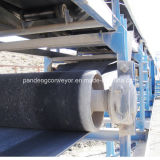 LangstreckenBelt Conveyors/Bend Belt Conveyor/Curved Belt Coneyor mit Rain Cover