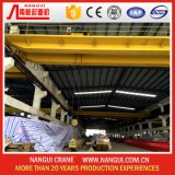 Ponte Crane Feature Double Girder Overhead Crane 5ton 10ton 20 Ton Price