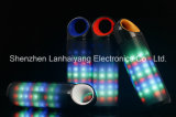 Draadloze Mini Draagbare Spreker Bluetooth met Kleurrijke LEIDENE van de Flits de Lichte TF van de Steun u-Schijf van de Kaart om de Spreker van de Vorm van de Bal