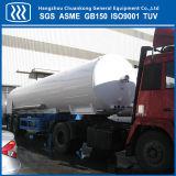Horizontaler chemischer Tanker-halb Schlussteil der Flüssigkeit-LNG