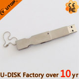 Нож подарков дела сформировал внезапную ручку USB привода (YT-1250L)