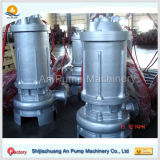 Bomba de aguas residuales sumergible del motor eléctrico para el agua sucia