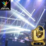 200W Sharpy cabeza móvil DJ 5r haz de luz de escenario