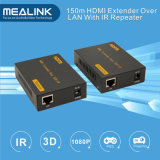 150m par Single Cat5e / 6 Cable HDMI Extender