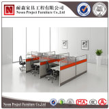 Tableau mobile de bureau Worstation moderne avec la structure intense (NS-PT008)