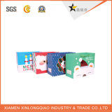 Merry Christmas Gift Shopping Embalaje Embalaje Paper Carrier Luxury Bag