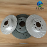 Audi를 위한 OEM Solid Brake Rotor Fit