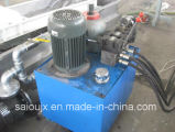 100-500kg/Hour PE Pelleting Waste Plastic Pelleting Machine van pp