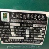 O alternador chinês do fornecedor fixa o preço da cópia Synchronous Stamford da fase 100kw monofásica