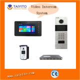 Videofono del collegare della villa collegato IP di TCP nel sistema del videofono