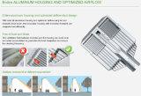 Profesional IP65 impermeable al aire libre Jardín Solar LED luz de calle