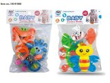 Excellents jouets de ferraillement de bébé de qualité pour des gosses