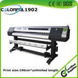 Mur Paper Printer, Sublimation Flag Printing Machine pour Package Materials