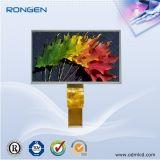 LCD表示のための長いFPCのコネクターが付いている7inch 18bits TFT LCDスクリーン