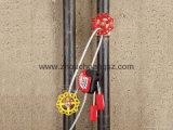 Verrouillage à roues multiple de câble avec 4PCS des cadenas de sûreté