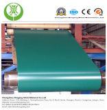 Bobina d'acciaio ricoperta colore preverniciante preverniciata