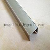 高品質のステンレス鋼U-のトリムのセラミックタイルのアクセサリ