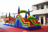 Pirat Ship Inflatable Castle Obstacle Course Inflatable Bouncer (chob236)
