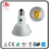 Riflettore di alta qualità 20W PAR38 LED 25 gradi