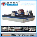 Kupferne Blatt-Laser-Ausschnitt-Aluminiummaschine (TSYQ-150300)