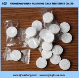 Disposable, Portable, Compressed Mini Tissues for Travel Use, Hotel Use