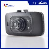 """Plein tableau de bord Cam&#160 d'enregistreur vidéo de HD 1080P 2.7 """" ;"""