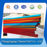 Niedriges Price Round Hollow Aluminium Pipe mit Different Colour