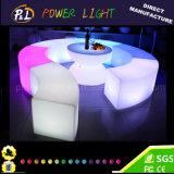 Tabouret lumineux par DEL décoratif à la mode de meubles de jardin