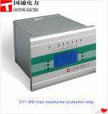 Proteção de Retaguarda transformador e dispositivo de controle