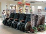 Símbolo comercial y silla de fichas del masaje de la venta