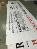 인쇄하는 옥외 관례 광고 비닐 PVC 기치 (SS-VB1)