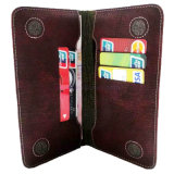 Smart Phone 3.5/4.7/5.5 Inch를 위한 다기능 Wallet Cellphone Protective Mobile Case